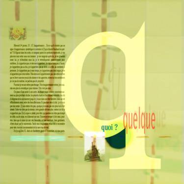Q 1 letter